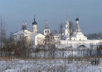 Белозерский Рождества Пресвятой Богородицы Ферапонтов монастырь